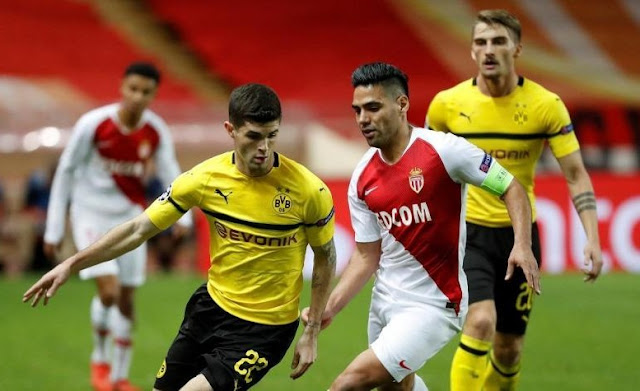 Monaco vs Dortmund