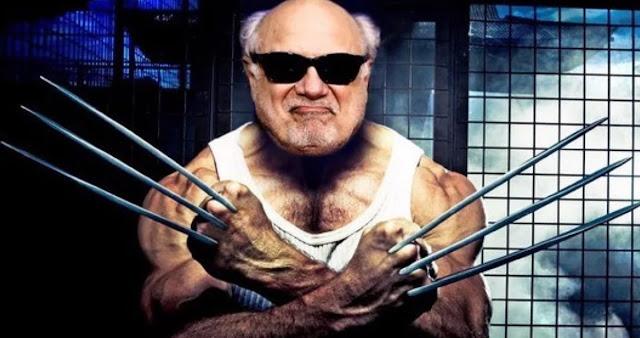 Lebih dari 50 Ribu Orang Inginkan Danny DeVito Jadi Wolverine