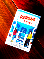Image of Verona Comics by Jennifer Dugan