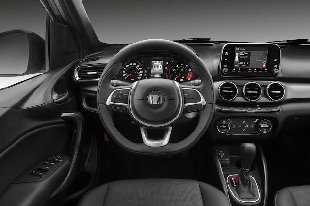 Fiat Argo 2021 - Interior