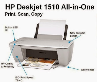 Download HP Deskjet 1510 Printer Drivers