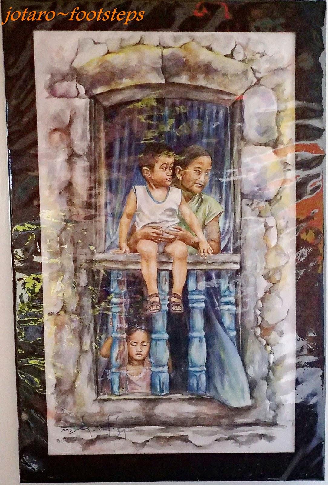 Footsteps - Jotaro's Travels: Art Gallery : Filipino ...