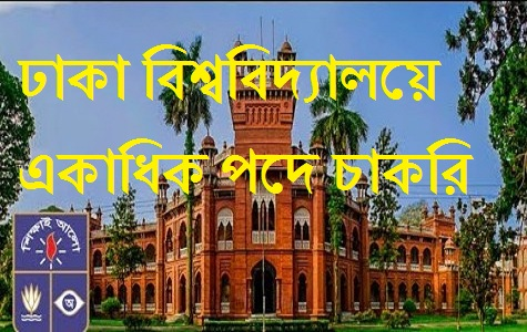 Dhaka University(DU)job circular 2019 - Edu Bd Information24