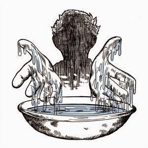 Resultat d'imatges de lavarse las manos como poncio pilatos