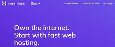 Hostinger WordPress Hosting 2021