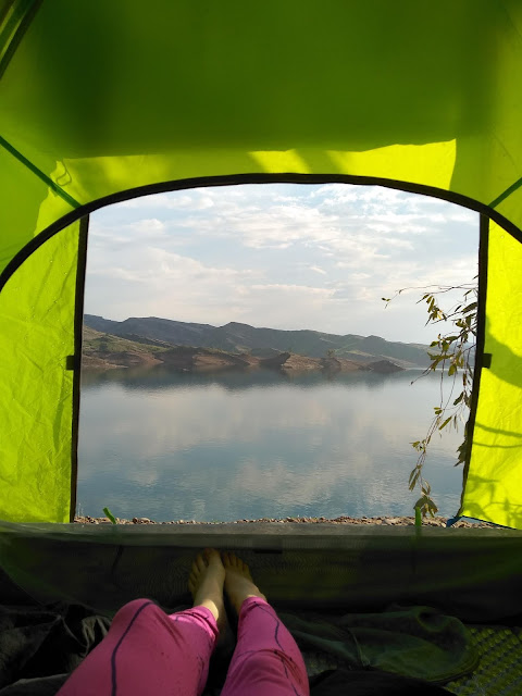 namiot w Iranie, Iran, namiot
