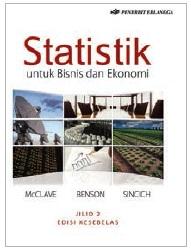STATISTIK UNTUK BISNIS & EKONOMI JL. 2