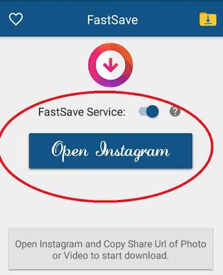 تحميل تطبيق instasave لتنزيل الصور والفيديوهات من انستغرام على هاتفك