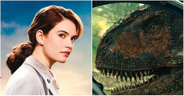 Jurassic World e Guernsey