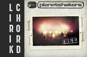 lirik chord kunci lagu rohani planetshakers free album