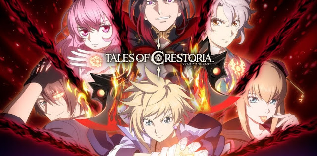 Tales of Crestoria Mobile Game Ready to Enter Open Beta
