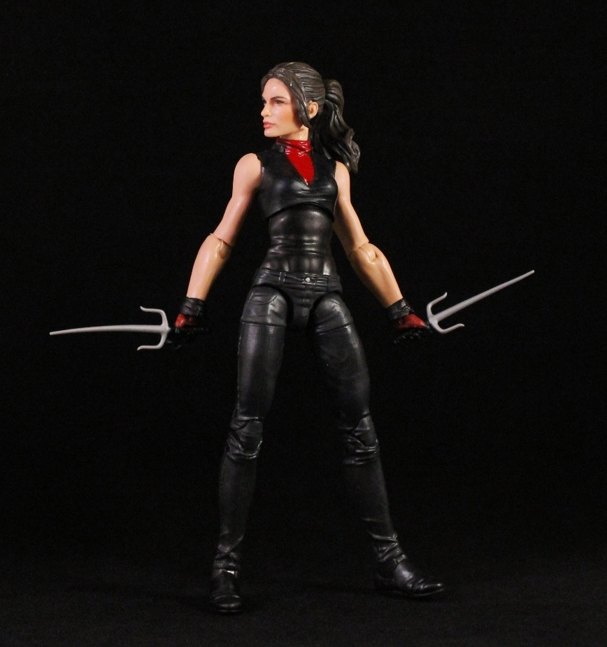 "Marvel Legends Netflix Marvel Knights 6/"" Elektra Head Prototype"