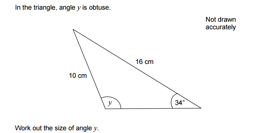 Resourceaholic: New GCSE: Trigonometry Questions