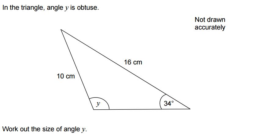 Resourceaholic: New GCSE: Trigonometry Questions