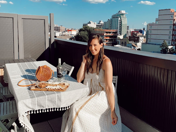 Summer Picnics Rooftop Style