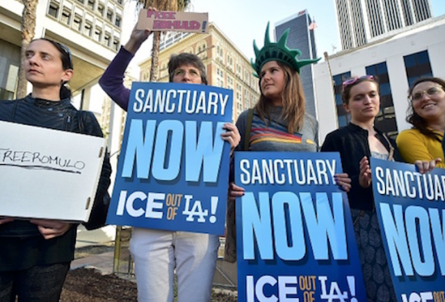 Judge blocks 1 California sanctuary law, allows 2 others