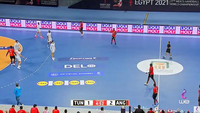 مباراة تونس وانجولا لكرة اليد - تعرف على موعد مباراة تونس لكرة اليد اليوم الاثنين 25 يناير 2021