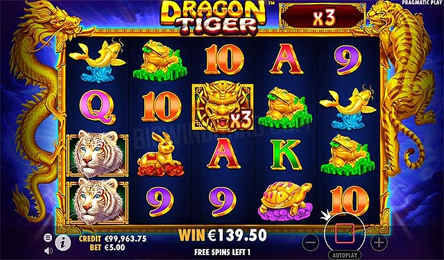 Ulasan Slot Pragmatic Play Indonesia - Dragon Tiger Slot Online