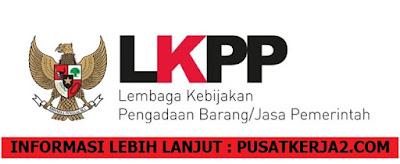 Loker Terbaru LKPP September 2019