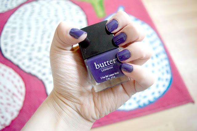 Butter London Bramble Nail Lacquer