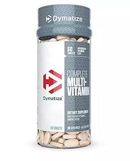 Dymatize Nutrition Complete Multi-Vitamin Tablet
