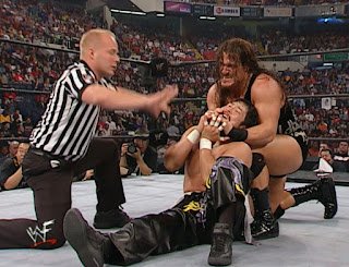 WWE / WWF Unforgiven 2001 - Rhyno faced Tajiri for the US title