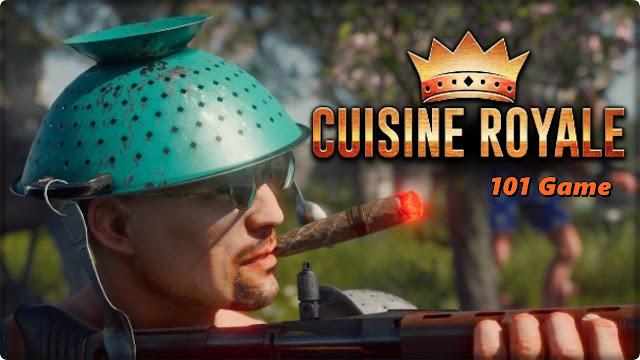 Многопользовательский юмористический шутер - Cuisine Royale