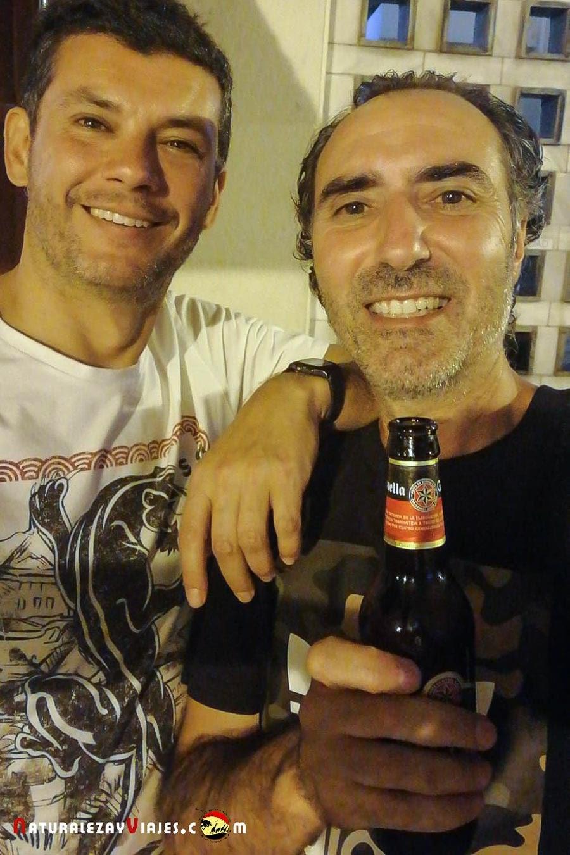 Antonio Ruiz, Naturaleza y Viajes