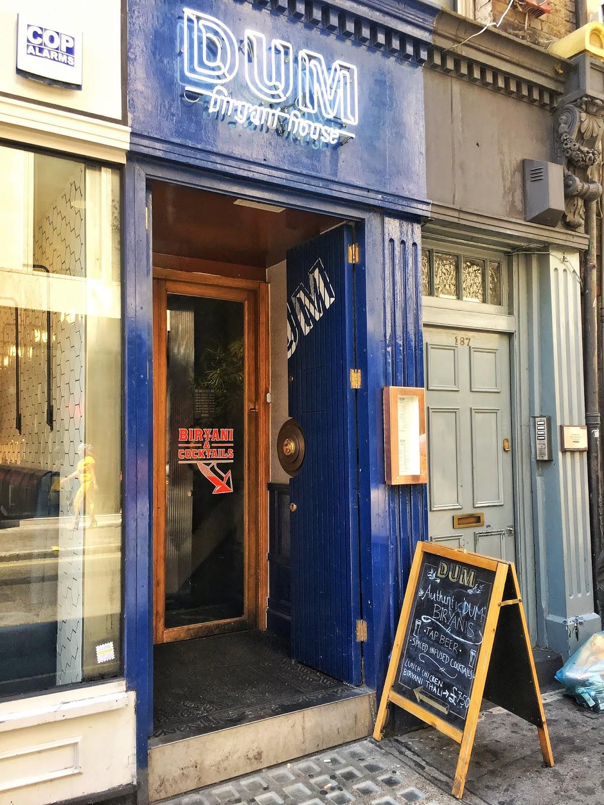 Indian Restaurant Bold Street Liverpool