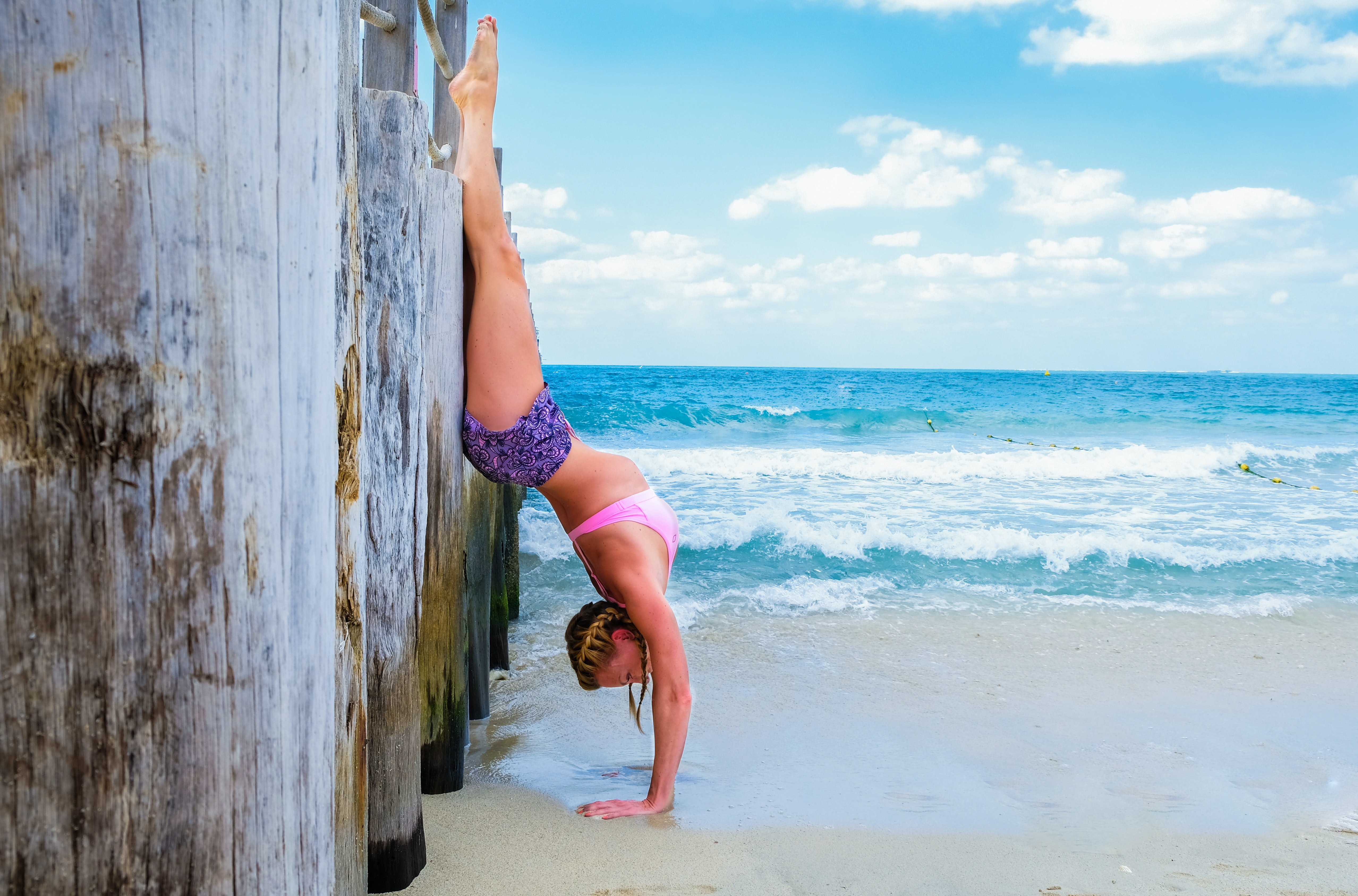 Why You Should Do Handstands