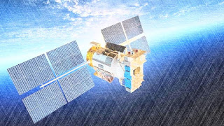 SPND satellite that replaces the Palapa d satellite