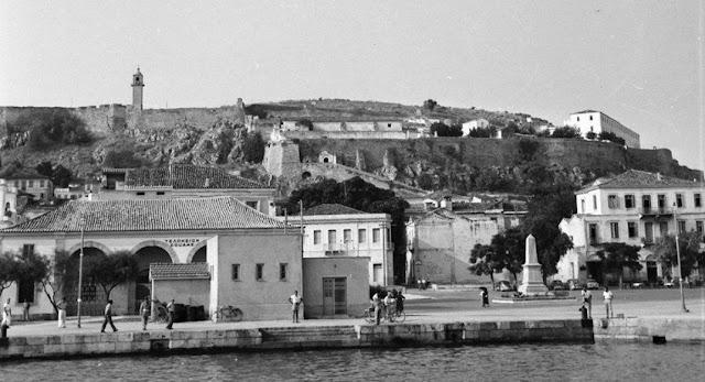 Ιστορικό ντοκιμαντέρ της ΕΡΤ του 1986 για το λιμάνι του Ναυπλίου (βίντεο)