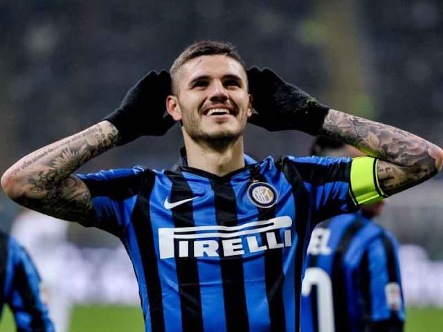 Mauro Icardi Akan Menjadi Andalan Untuk Inter