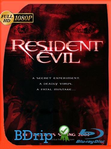 Resident Evil (2002) Latino HD BDRIP 1080P [GoogleDrive] SilvestreHD