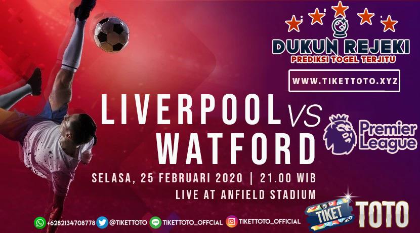 Prediksi Pertandingan Liverpool vs West ham United 25 Februari 2020