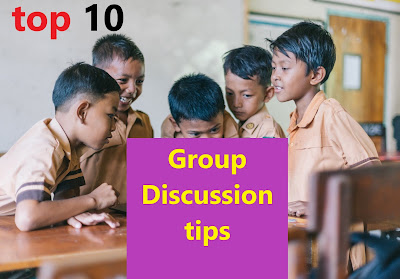 Group Discussion 10 tips will give success in GD