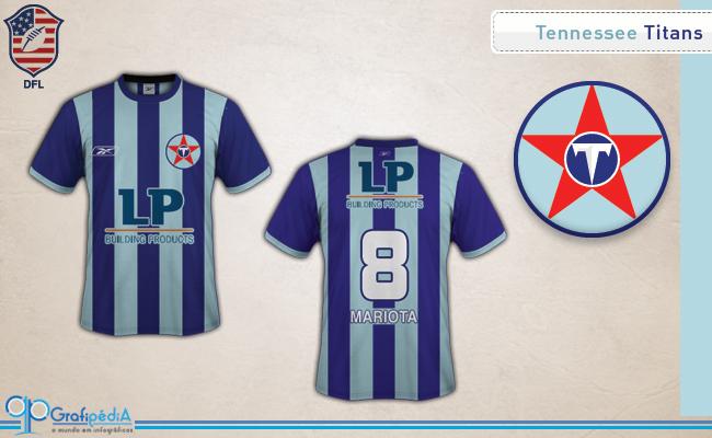 09fa2ccc57 Equipes de futebol americano ganham camisas de clubes da Série D - Parte 04  - Show de Camisas