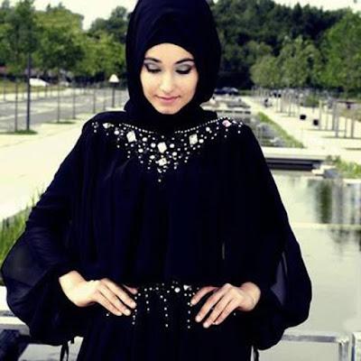 trend hijab simple