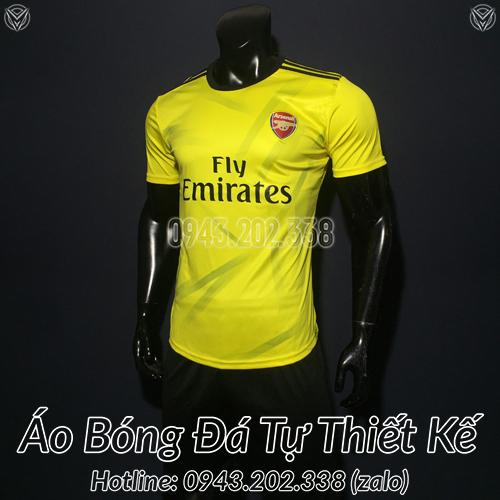 Áo Câu Lạc Bộ Arsenal 2019 Training 13