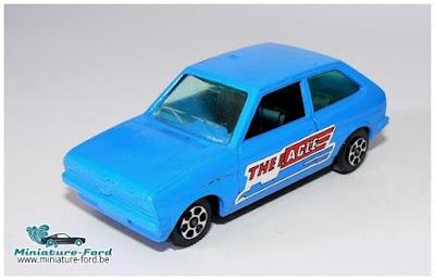 Guiloy Toys, Ford Fiesta Bleu