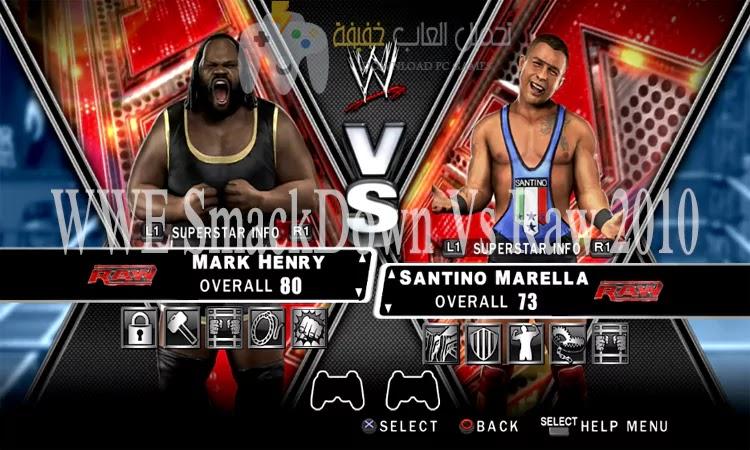تحميل لعبة مصارعة WWE للكمبيوتر مع أحدث الاصدارات من ميديا فاير