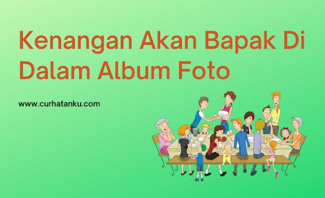 Kenangan di Album Foto