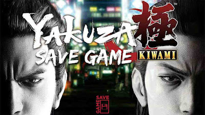 yakuza kiwami pc save file