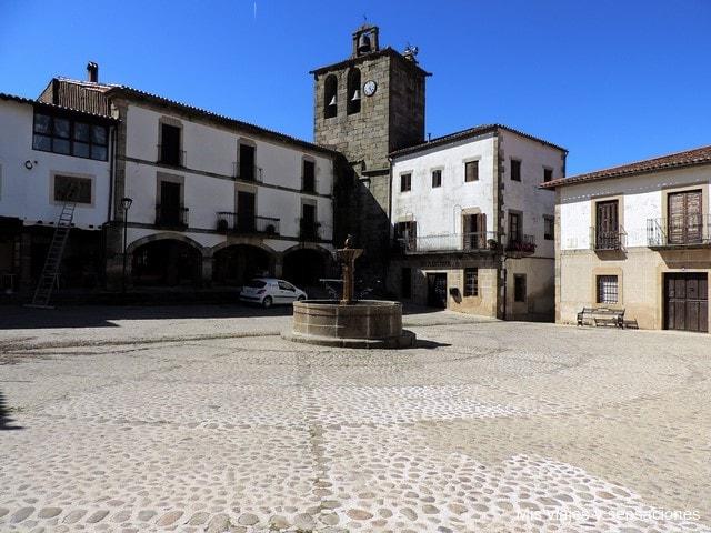 San Martín de Trevejo, Sierra de Gata
