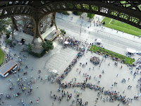 Eiffel Tower, Paris - What's the Best Way to Climb It
