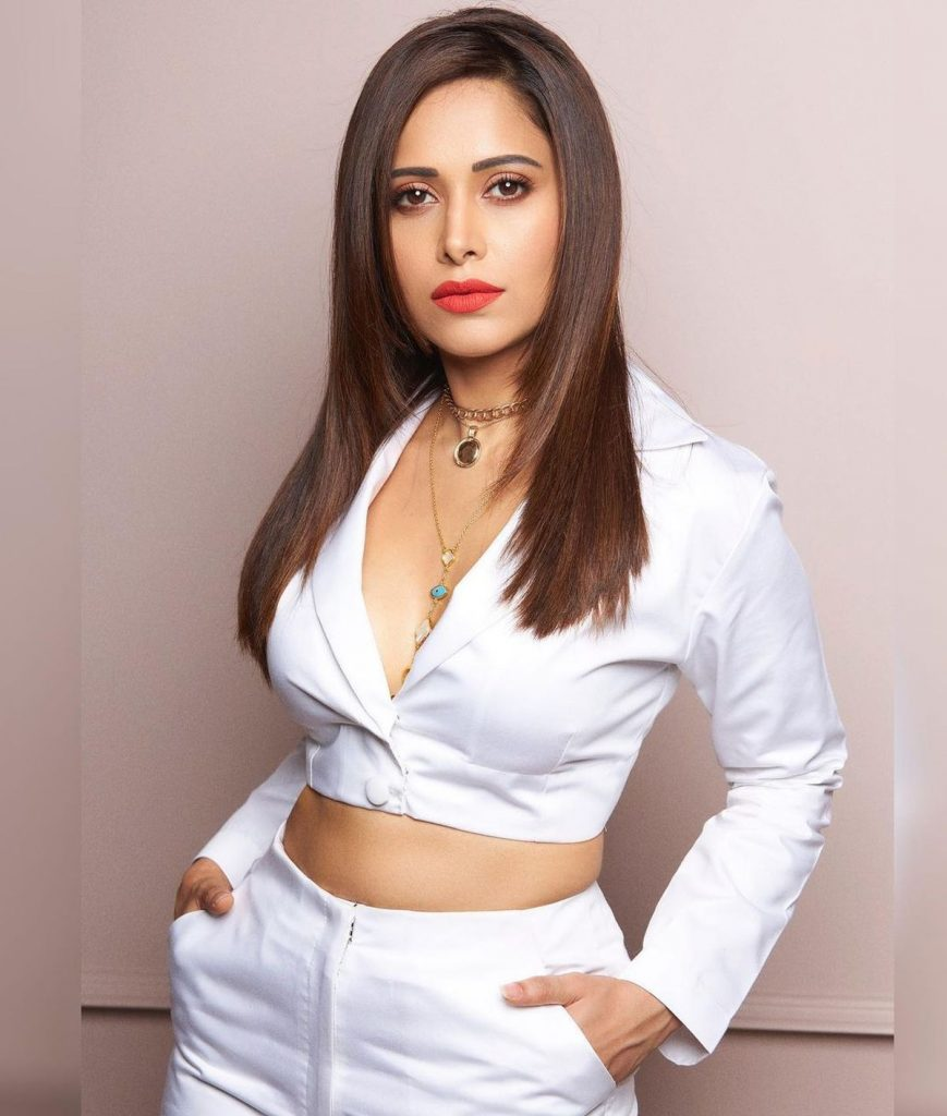 Pic talk of the day: Nushrratt Bharuccha Slays In Fashionable All-White Co-Ord Set