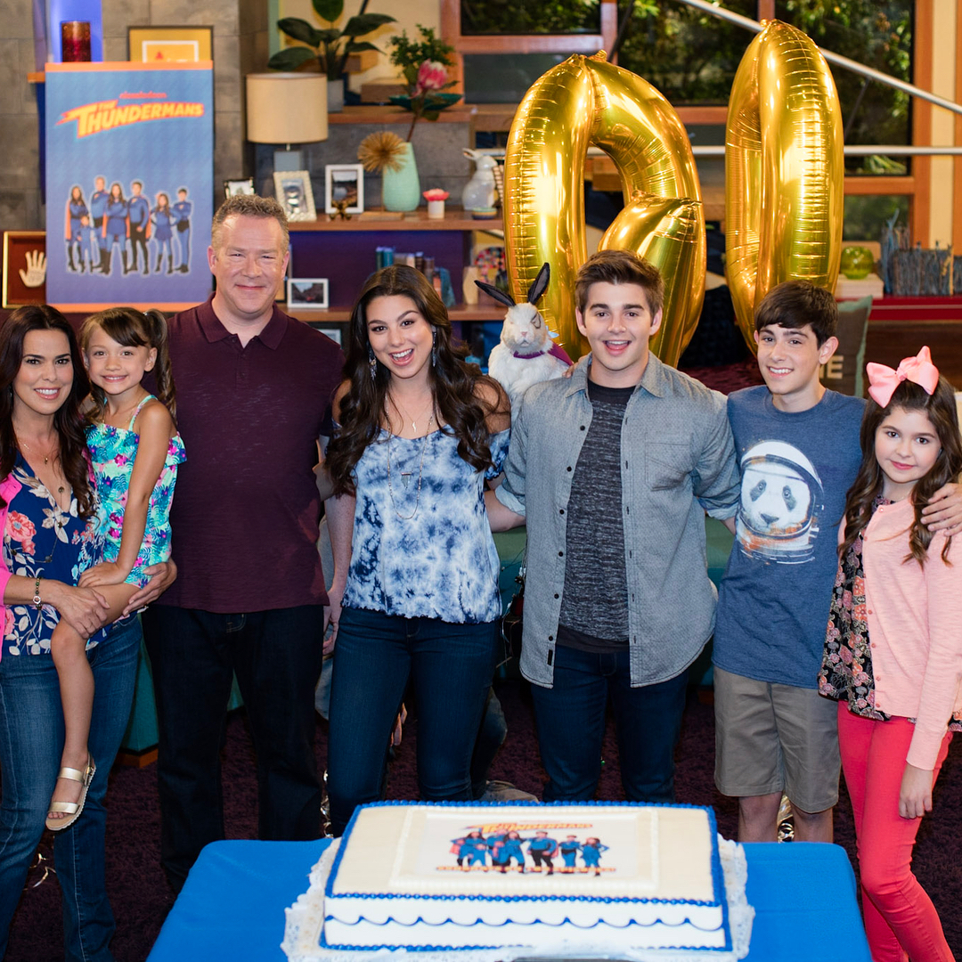after four amazing seasons and 103 episodes nickelodeon s landmark series the thundermans has wrapped production we are incredibly proud of our