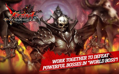 Kritika: The White Knights Apk v2.24.5 Mod (UNLIMITED HP/MP & ATTACK MAXED OUT)