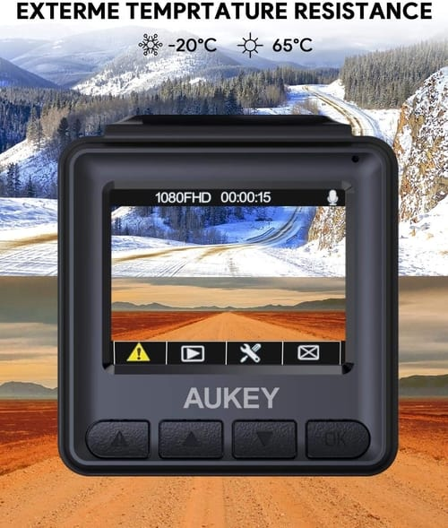 AUKEY DRA5 Full HD Mini Car Dash Cam