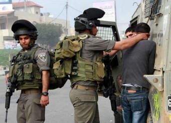 قوات الاحتلال تعتقل مواطنين من القدس